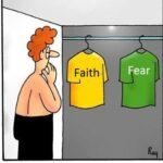 the fear of faith, The Fear of Faith, NTSC